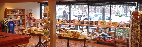 Book Launch at Newtonville Books